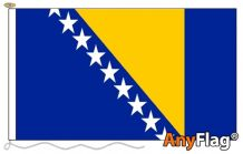 - BOSNIA AD HERZEGOVINA ANYFLAG RANGE - VARIOUS SIZES